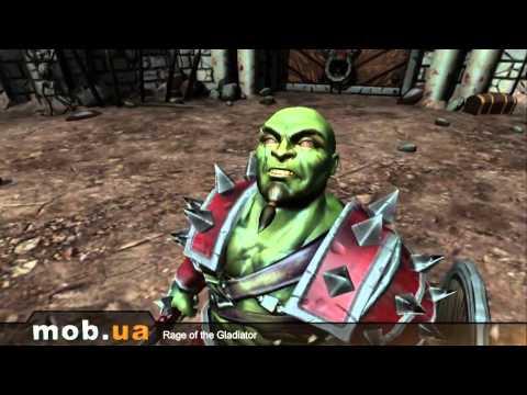 Обзор Rage of the Gladiator на Android - mob.ua