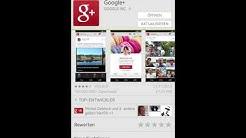 Google+ wurde angehalten