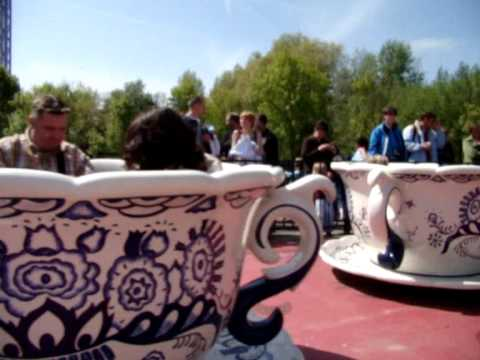 De Koffiekopjes, Onride - Plopsaland De Panne (2009)