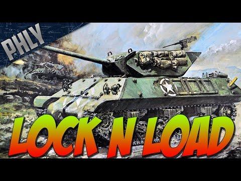 War Thunder American Tanks - M10 Wolverine - War Thunder Gameplay