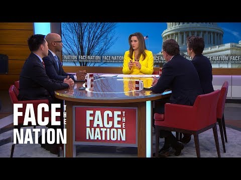 Face The Nation: Amy Walter, Jamal Simmons, Lanhee Chen