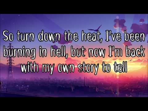 James Arthur - Back from the Edge (Lyrics)