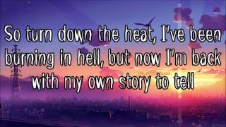 James Arthur - Back from the Edge (Lyrics)