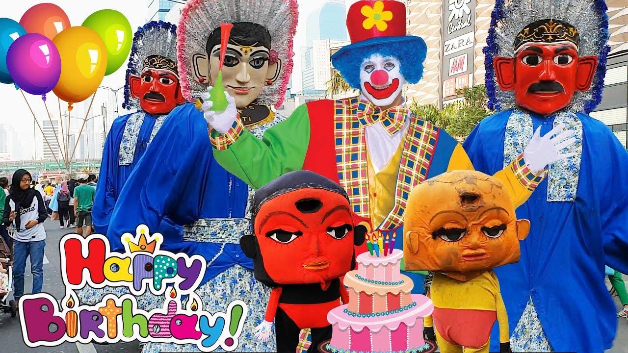 Lagu Selamat Ulang Tahun - Happy Birthday song - YouTube