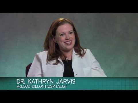 Dr. Kathryn Jarvis, McLeod Dillon Hospitalist