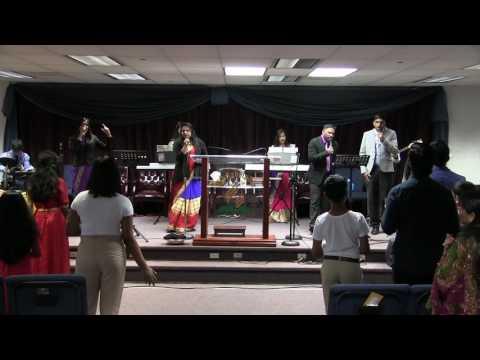 English Worship - Easter Service