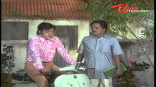 S V Ranga Rao Scolds Raja Babu - Comedy Scene