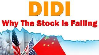 Why DiDi Stock Is Falling