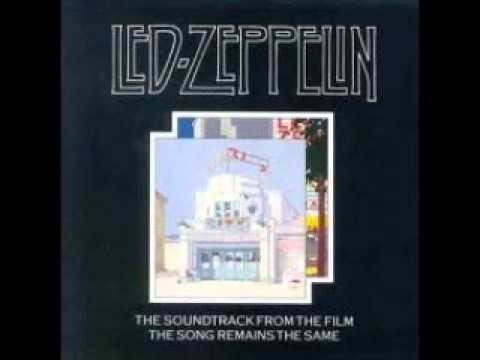 led zeppelin - moby dick ( The song remains the same )