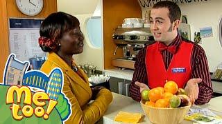 Me Too! - Fresh Fruit | TV Show for Kids
