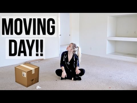 Moving Day | Moving To LA!