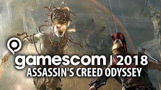 Assassin's Creed Odyssey - skrytobójstwo mitologii