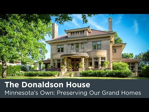 The Donaldson House: A look inside one of Minnesota's grand homes