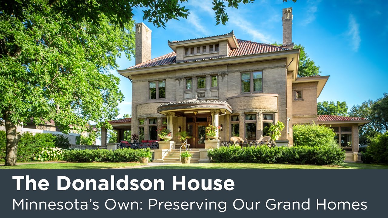 The Donaldson House A Look Inside One Of Minnesota 39 S