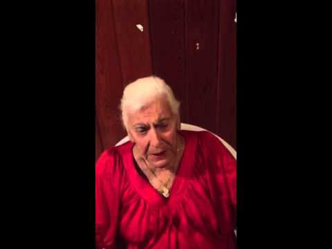 Lee 92 year old Torch  Singer