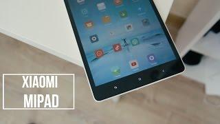 Xiaomi MiPad. Распаковка и небольшое сравнение с MiPad 2. Что случилось с моим MiPad 2 через месяц?