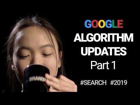 How to detect a Google search algorithm change in 2019 (Google algorithm updates)| #ChiaExplains