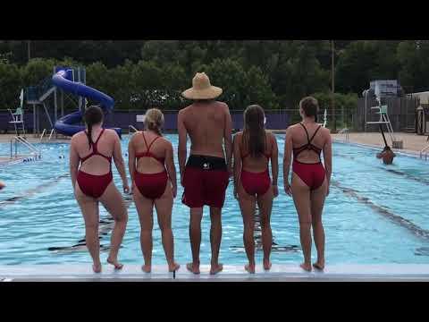 "Marinette Civic Center Lifeguard Music Video 2017 ""Hey Ya!"""
