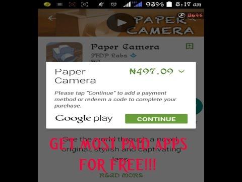 kostenlose google play codes