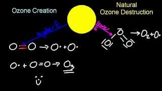 Ozone contains 1.5 strength bonds and requires less energy to break...