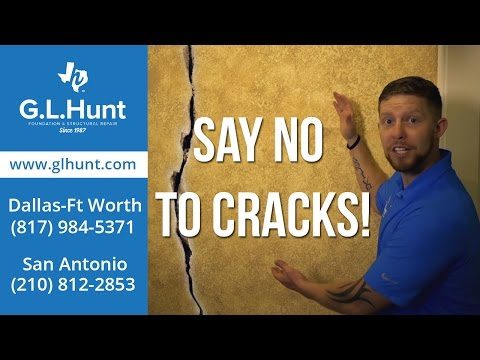 Foundation Repair Company in San Antonio, Dallas, and Fort Worth TX
