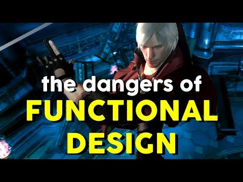 Devil May Cry 4 - Was Style Switching a Good Idea? thumbnail