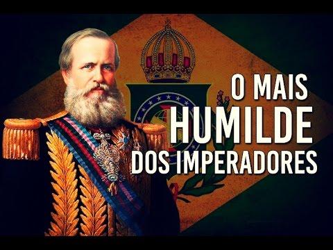 6 Curiosidades sobre Dom Pedro II (Felipe Dideus)