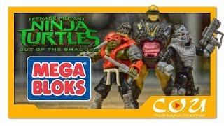 MEGA BLOKS Kraang Cryo Chamber | Teenage Mutant Ninja Turtles: Out of The Shadows