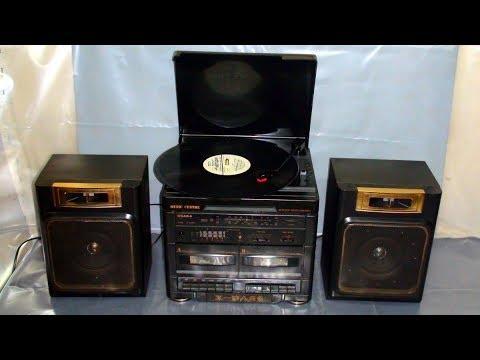 Музыкальный центр OSAKA AN-2100. Продан за 500 руб.