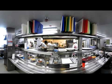 Explore NBCC's Culinary Lab in 360º