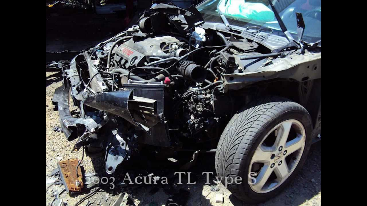 Acura TL Type S Parts AUTO WRECKERS RECYCLERS Anhdonlinecom - 2003 acura tl type s parts
