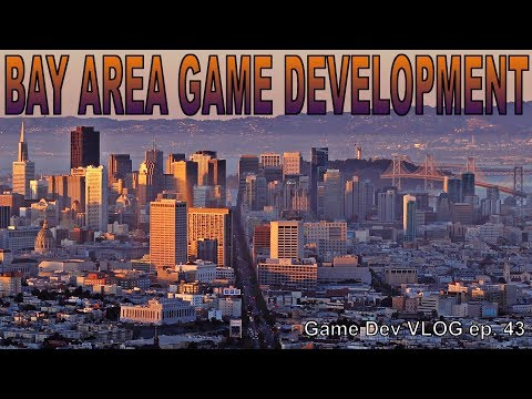 I Went to a GAME DEV MEETUP in SF! - Game Development VLOG ep. 43