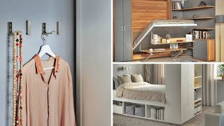 10 Brilliant Ideas To Maximize Space In A Small Bedroom