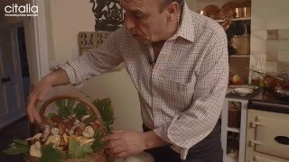 Gennaro Contaldos Tagliatelle with Mushrooms and Truffles Recipe  Citalia