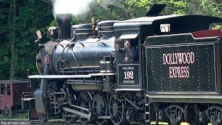 Dollywood Express (4K On-Ride) Dollywood