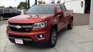 New 2016 Chevy Colorado #C354879 Located at Hall Chevrolet-Buick In Prosser