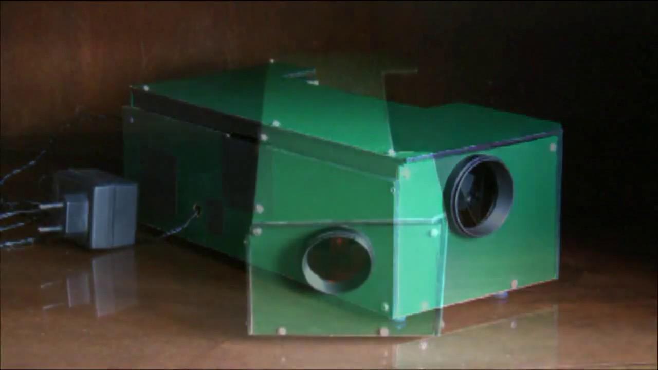 Лазерный квадроспирограф своими руками