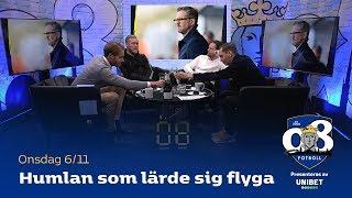 08 Fotboll Humlan Som Lärde Sig Flyga