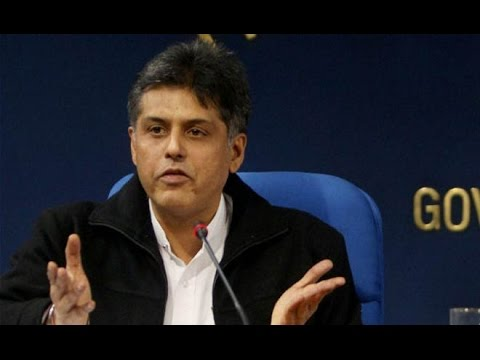 Manish Tewari dismisses Congress gag order