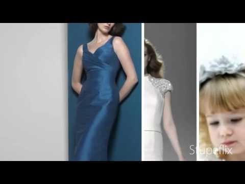 f145c88237cc Νυφικά - Nυφικά Φορέματα   Βαπτιστικά FEDRA - YouTube