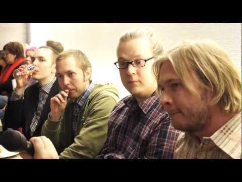 UMK 2013! Videoesittelyssä: Rautakoura