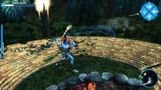 Avatar [The Game] Gameplay prueba en Intel HD Graphics family 2500