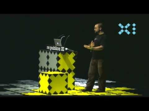 re:publica 2011 - Cyrus Farivar - The Internet of Elsewhere on YouTube