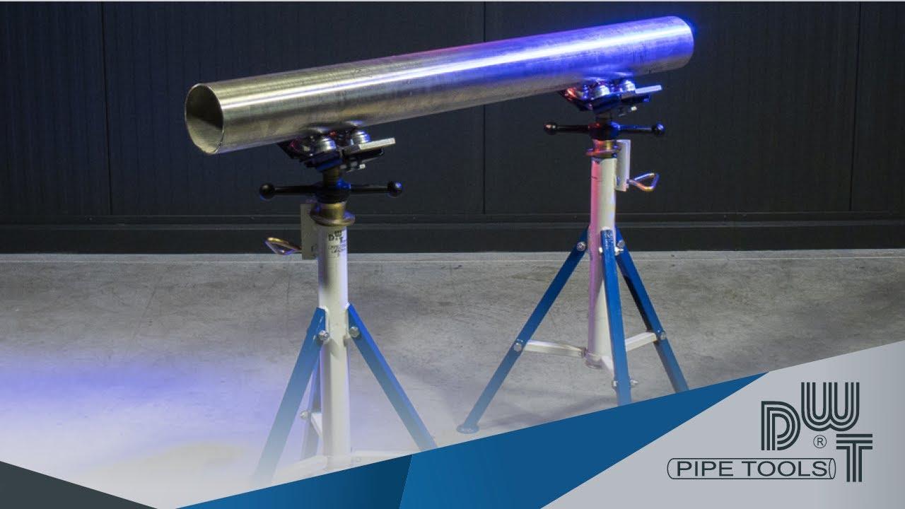 Tripod Pipe Stand Rems Aquila 3b Sc 1 St Gmbh U0026 Co Kg Vj 98 Ridgid 56657 Foldable