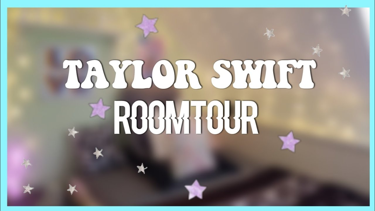 My Taylor Swift Room Tour Summer 2019 Also Stuff That S Not Taylor Stuff Youtube