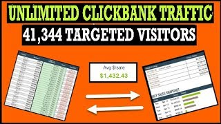 🔥 How To Get Unlimited Traffic To Any Clickbank Affiliate Link (BRAND NEW) 🔥