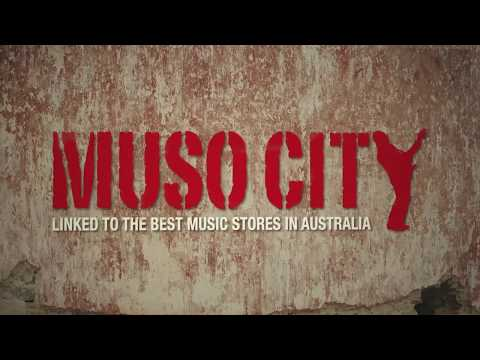 Muso City - Online & linked to the best music stores in Australia