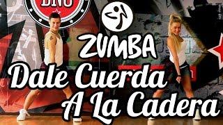 Zumba Fitness - Dale Cuerda A La Cadera by DJ Mendez #ZUMBA #ZUMBAFITNESS