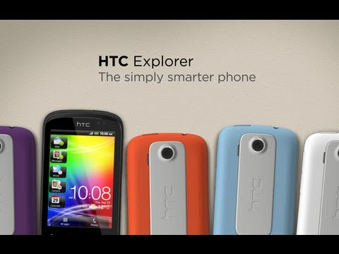 HTC Explorer - First look