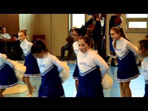 Go Maddie !!! All Saints Catholic School 12/4/11